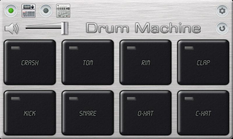 Drum Pad Machine