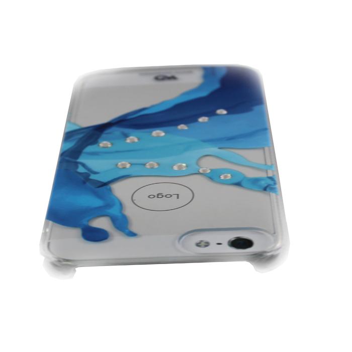 Ốp lưng Diamond iPhone 5 Liquid 1210 LIQ44