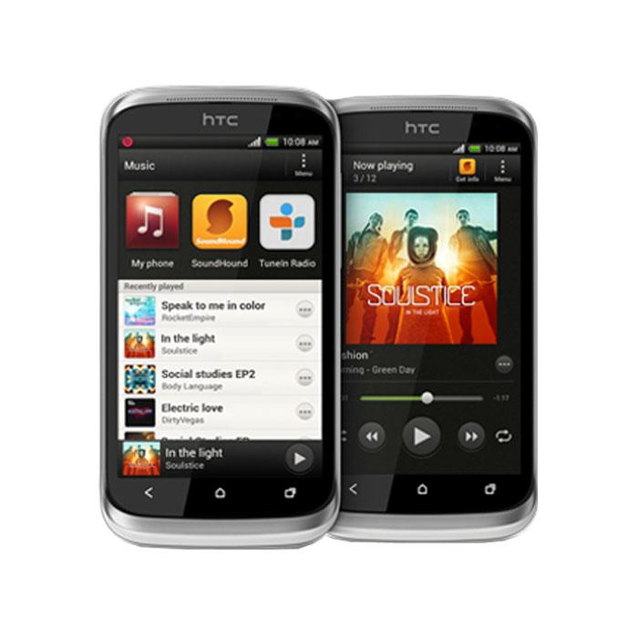 Ứng dụng HTC Desire X