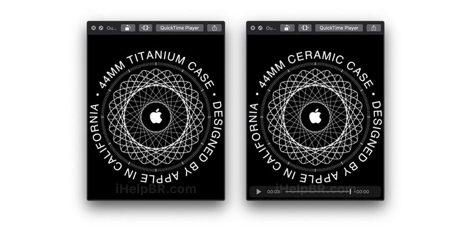 Apple Watch vỏ gốm và titan mới