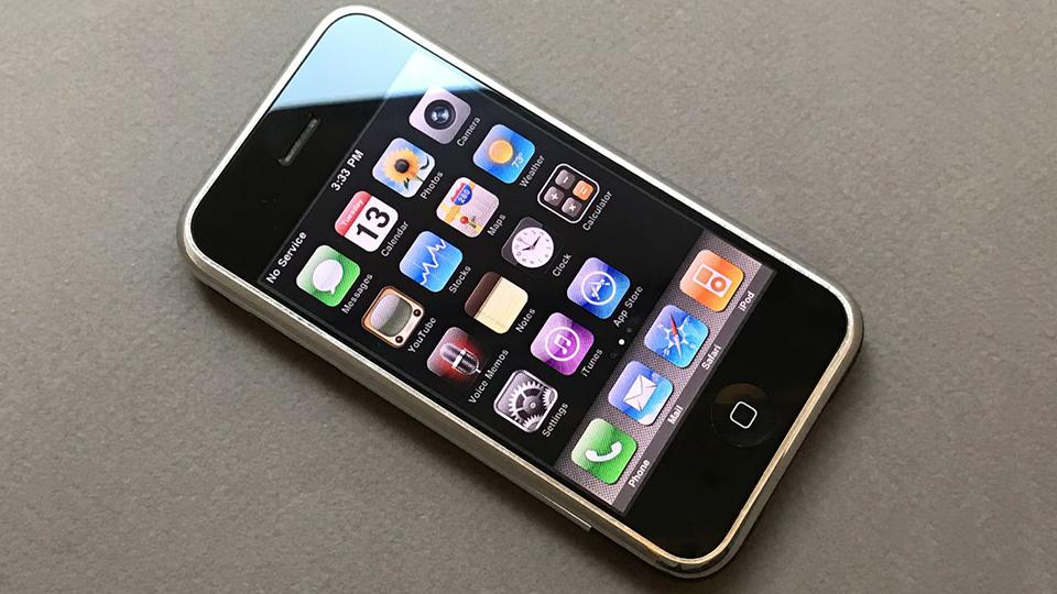 Sự lột xác của màn hình iPhone qua các thời kỳ 3