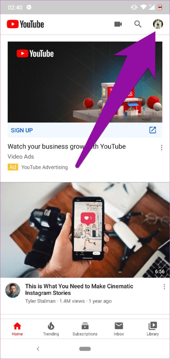 cách để bớt ngốn dung lượng mạng khi dùng Youtube