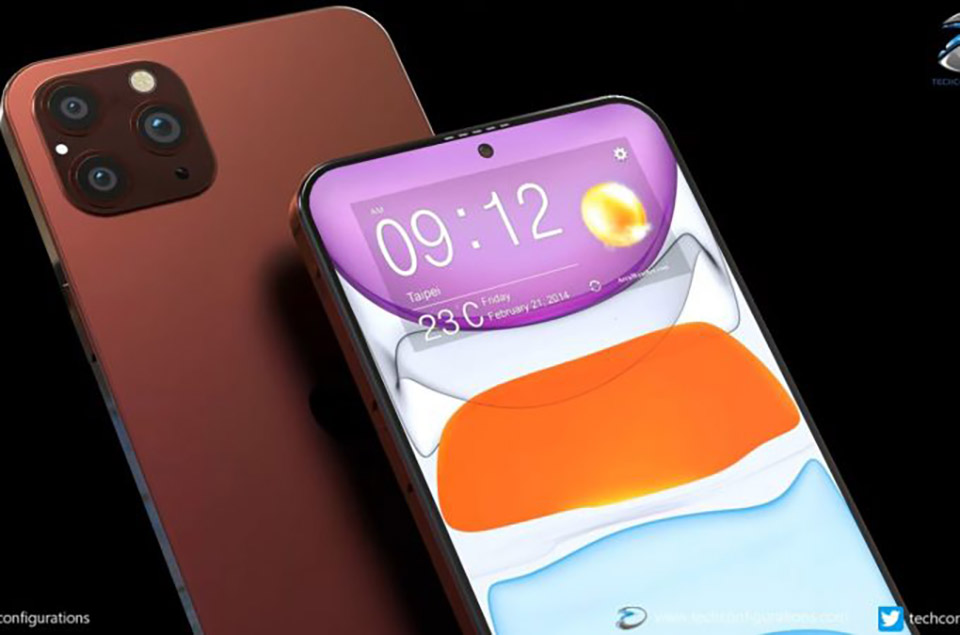Concept iPhone 12 Pro Max (ảnh 1)
