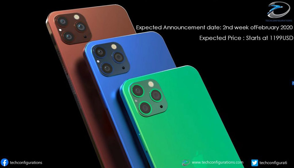 Concept iPhone 12 Pro Max (ảnh 3)