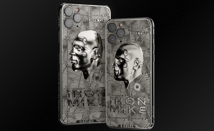 iPhone 11 Pro Iron Mike