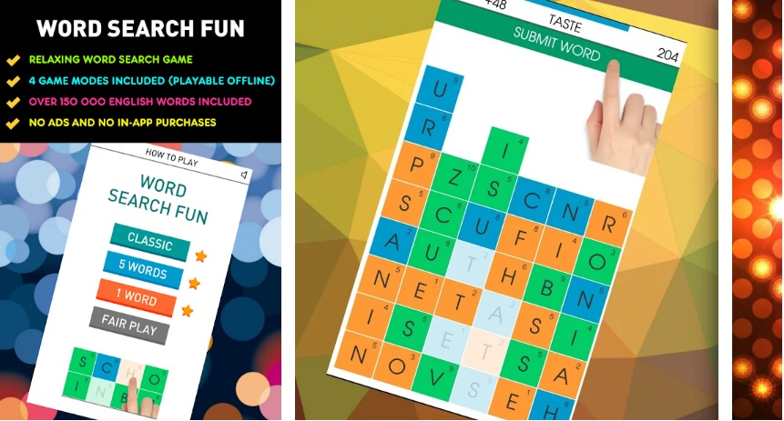 Word Search Fun