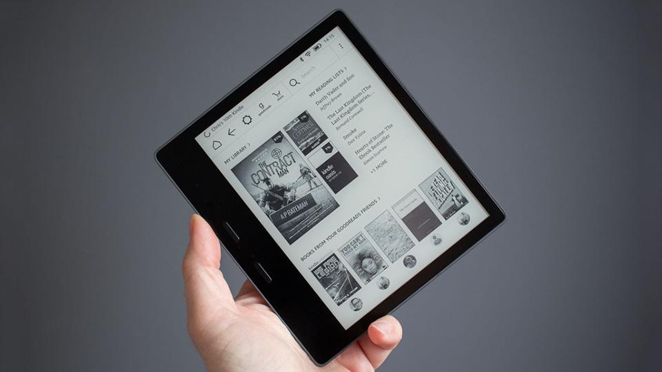 Máy đọc sách Kindle – món quà kiến thức đầy ý nghĩa trong ngày Tết 2
