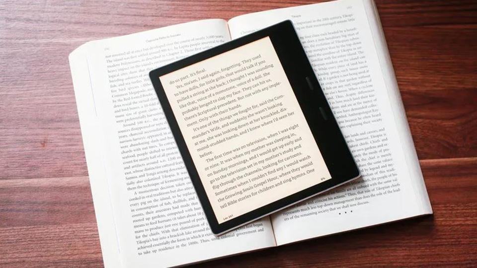 Máy đọc sách Kindle – món quà kiến thức đầy ý nghĩa trong ngày Tết 4