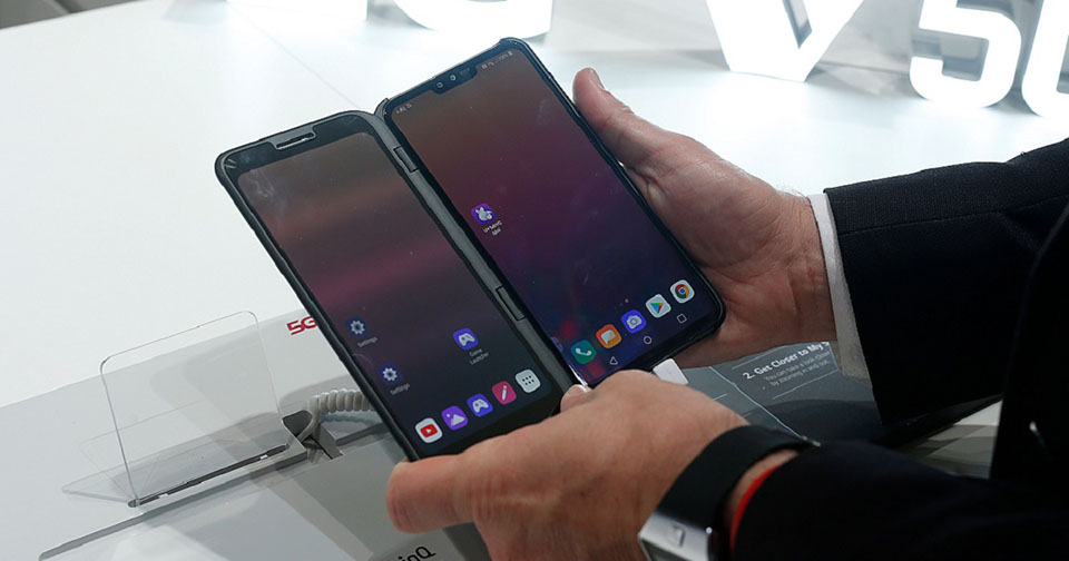 LG V60 có thể ra mắt tại MWC 2020