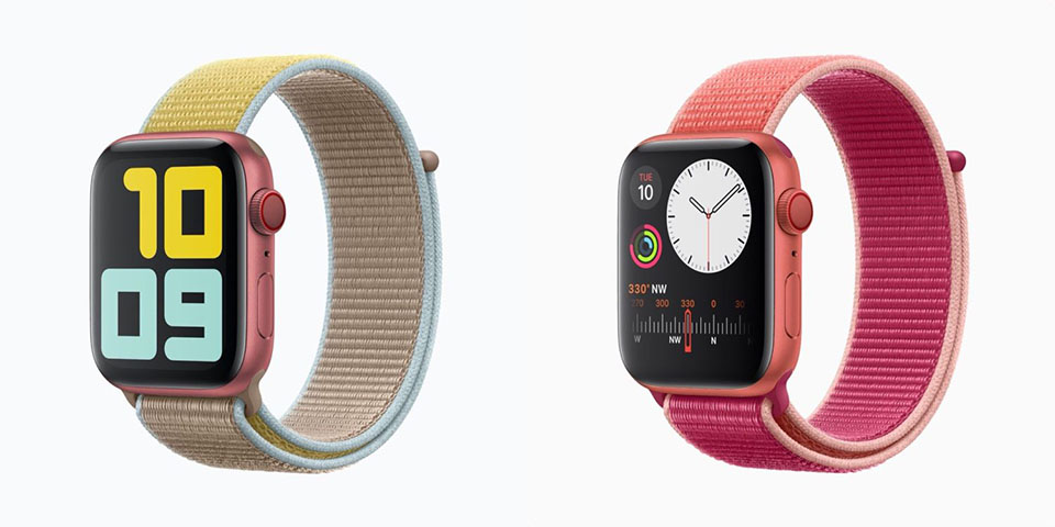 Apple Watch Series 5 PRODUCT(RED)