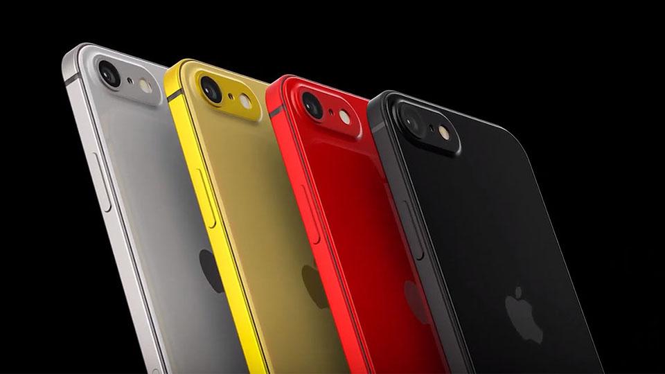 Mãn nhãn trước video iPhone SE 2 với 4 màu sắc đẹp mắt 1