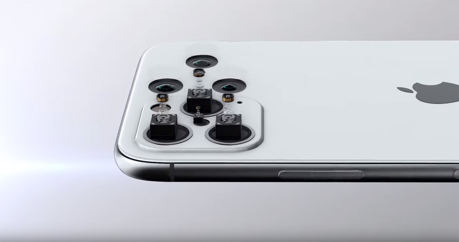 3 camera trên iPhone 11