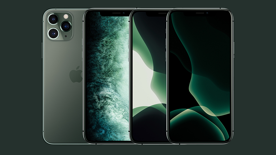 iPhone 11 Pro Midnight Green 06