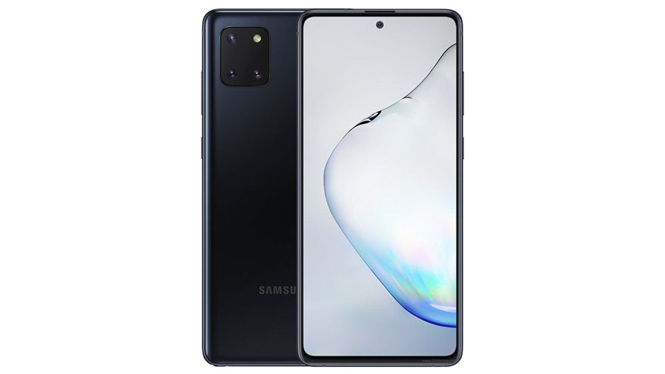 Galaxy Note 10 Lite (ảnh 2)
