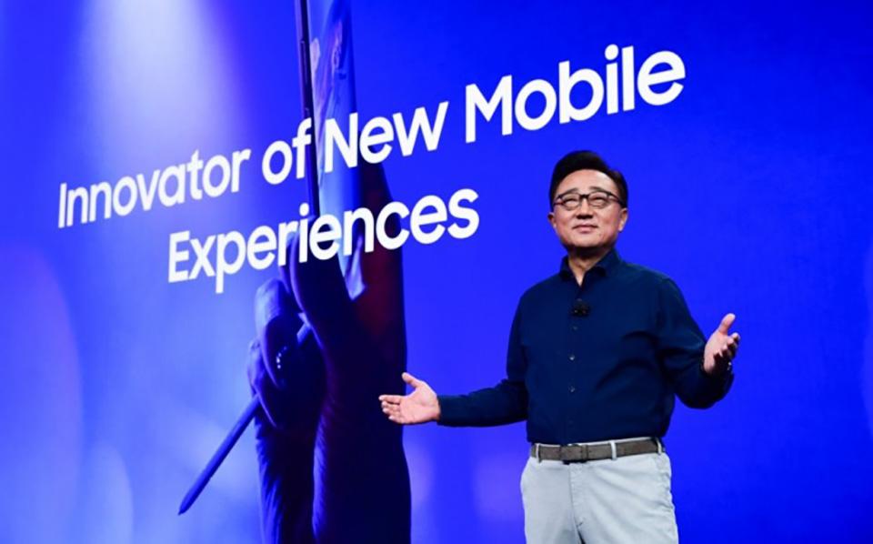 Galaxy Fold bán được hơn 400,000 chiếc trong năm 2019