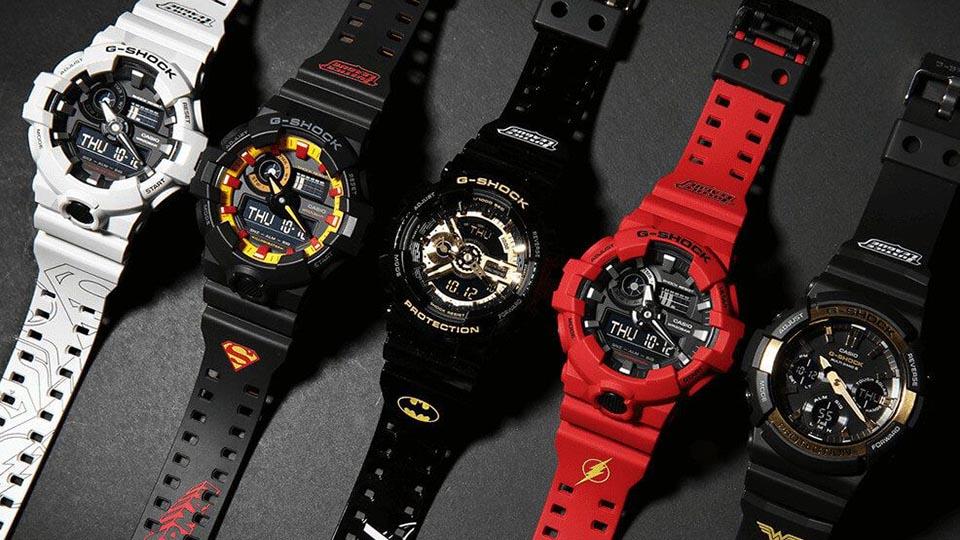 Những điểm đặc biệt của G-Shock – dòng đồng hồ nổi tiếng nhất từ Casio 5