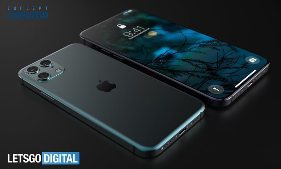 Concept iPhone 12