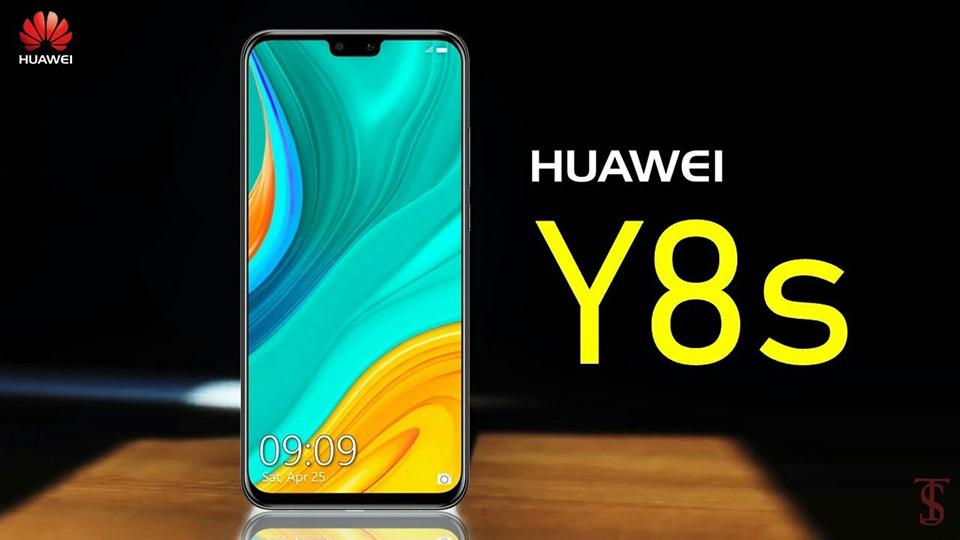 Huawei Y8s (ảnh 2)