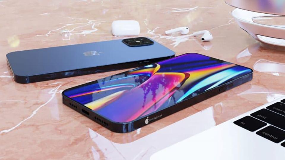 Thông tin iPhone 12