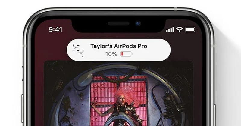 """AirPods đã trở nên vô cùng """"lợi hại"""" với hàng loạt tính năng mới trên iOS 14 3"""