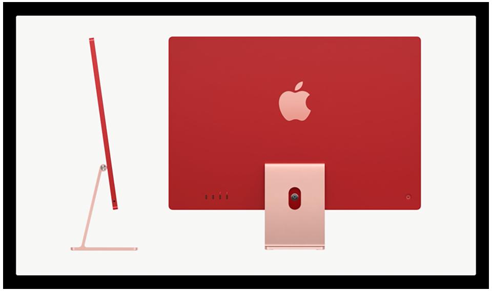 Thông tin iMac 2021 (ảnh 1)