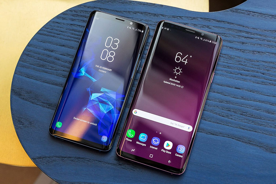 Top 5 smartphone Android cao cấp tốt nhất