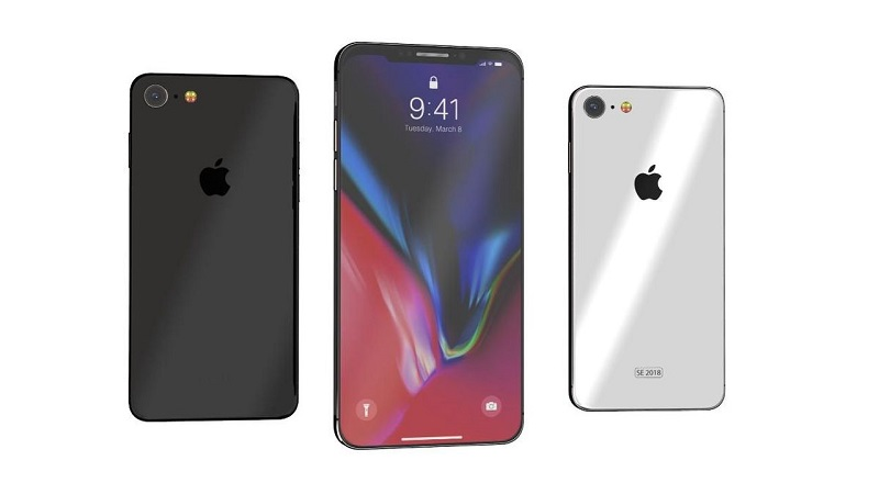 Concept iPhone SE2 đẹp như thế này thì làm sao mà cưỡng lại được