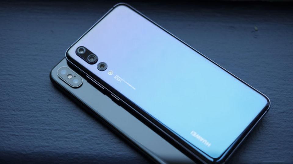 So sánh Huawei P20 Pro vs iPhone X