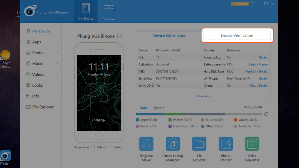 Cách kiểm tra iPhone đã qua sửa chữa, thay thế linh kiện hay chưa (Ảnh 2)