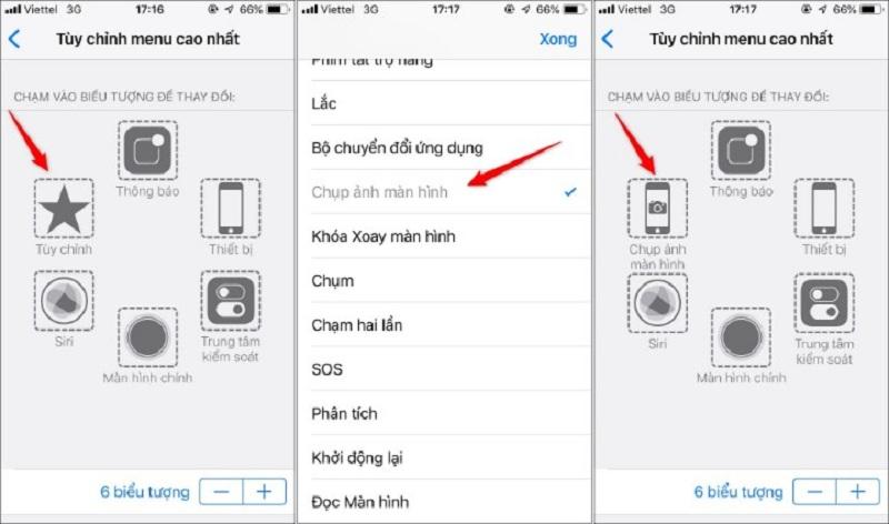 Cách chụp ảnh màn hình trên iPhone Xs, Xs Max và Xr 3