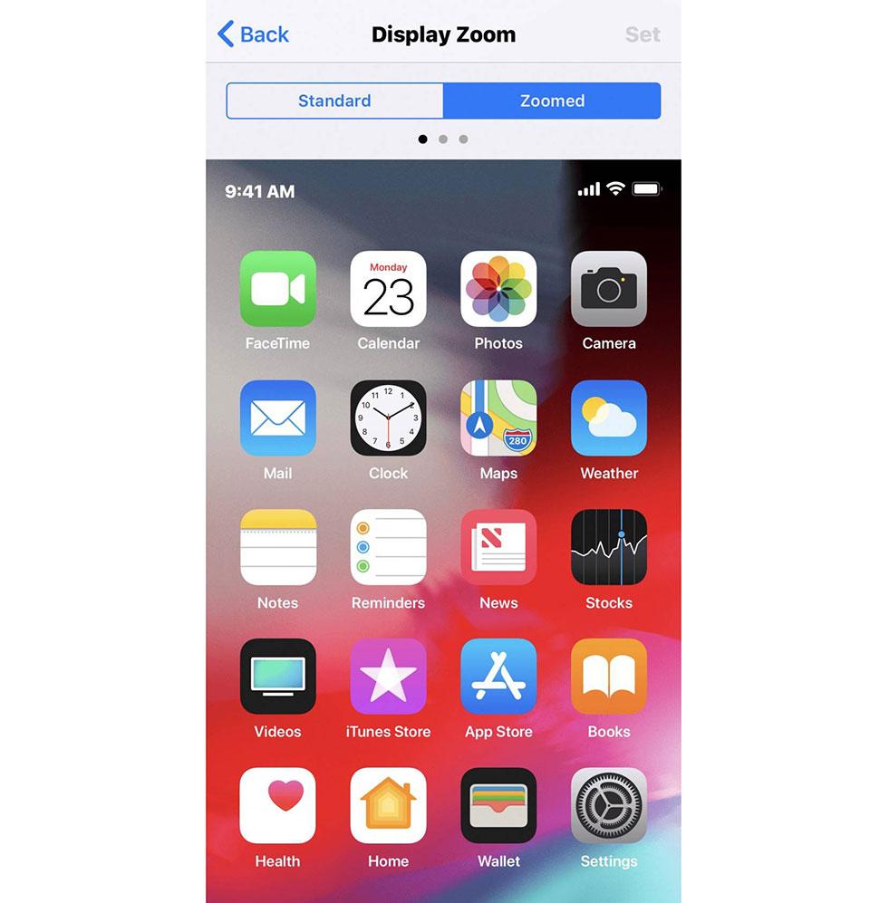3 cách để làm cho iPhone XS Max của bạn dễ đọc hơn