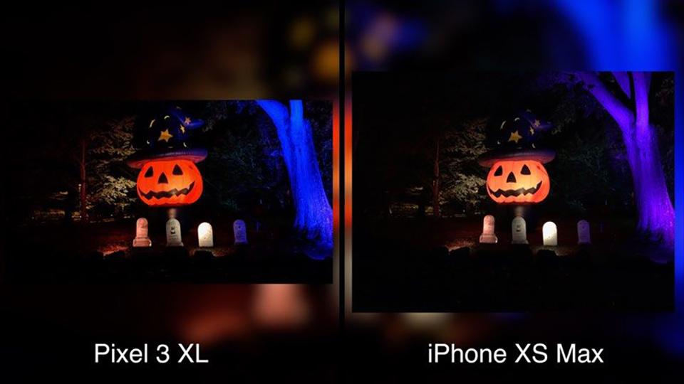 So sánh camera Google Pixel 3 XL và iPhone XS Max (ảnh 6)