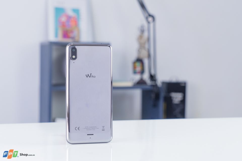 Thiết kế Wiko View 2 Go 03