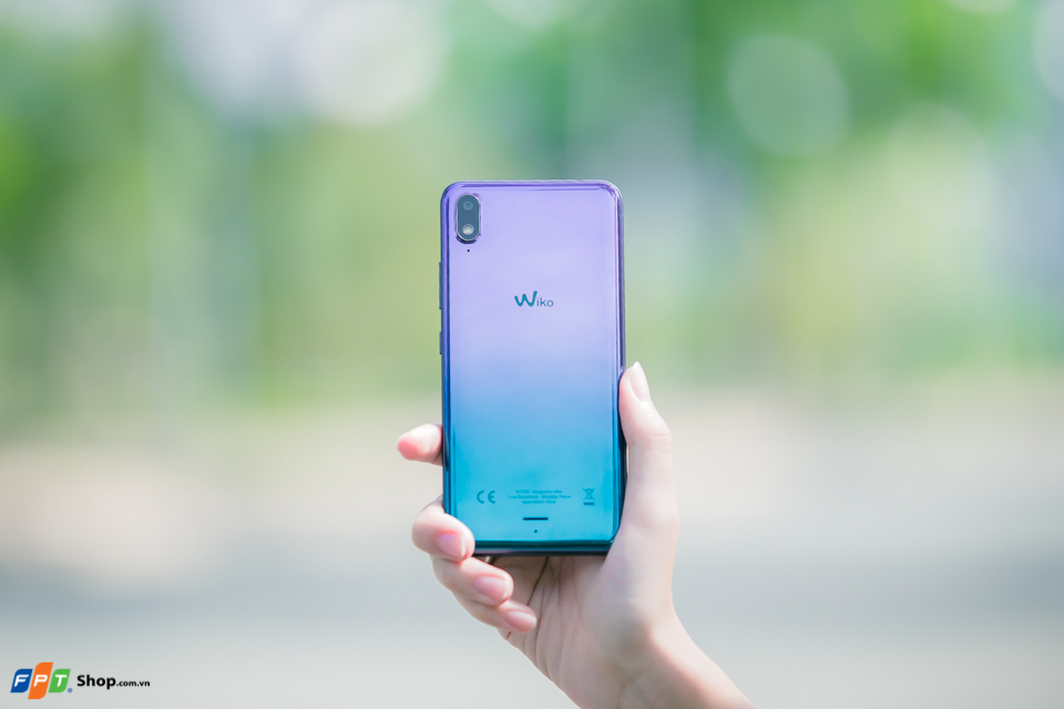Thiết kế Wiko View 2 Go 05