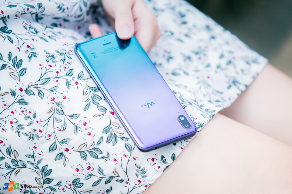 Thiết kế Wiko View 2 Go 02