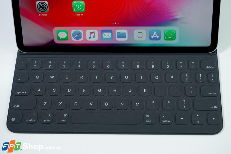Trên tay iPad Pro 11 10