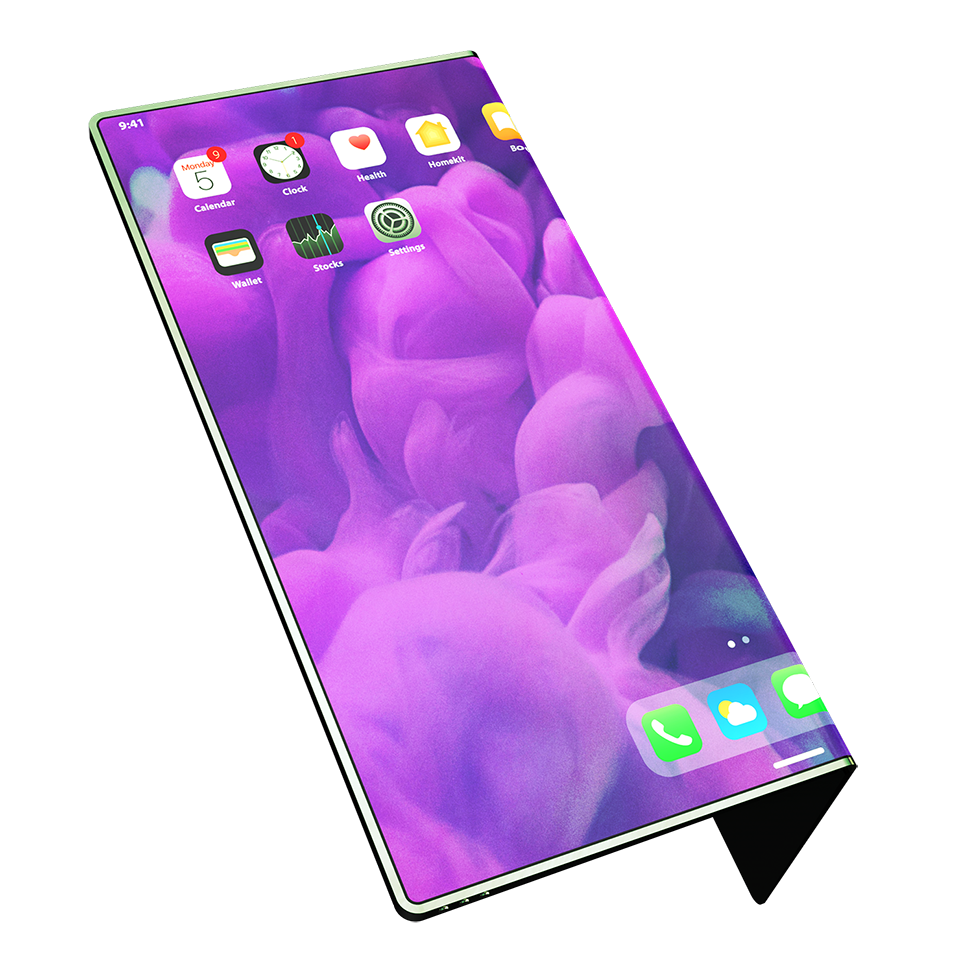 Concept iPhone Fold (ảnh 1)