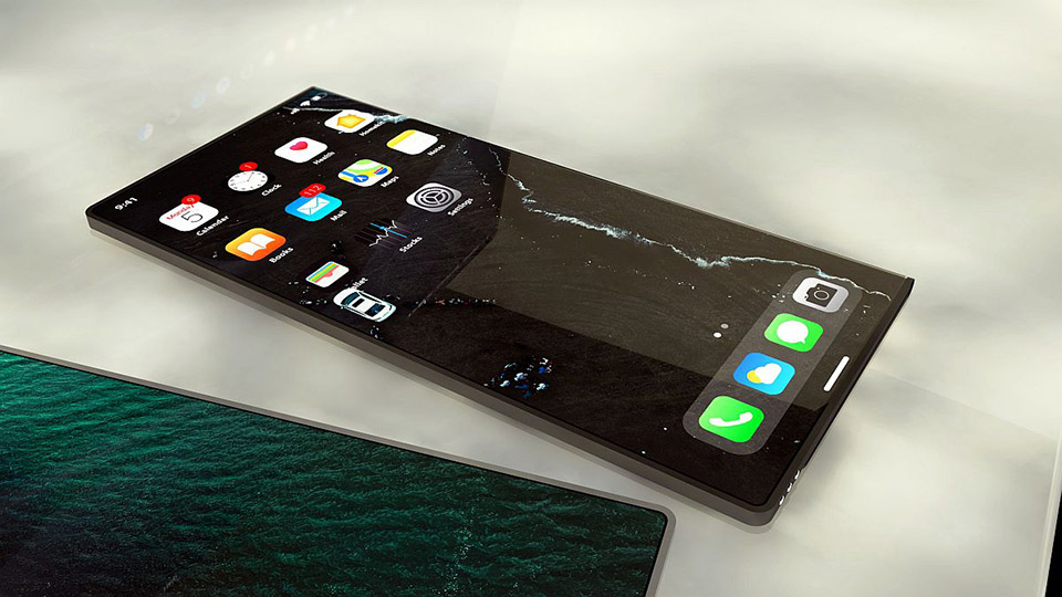 Concept iPhone Fold (ảnh 3)