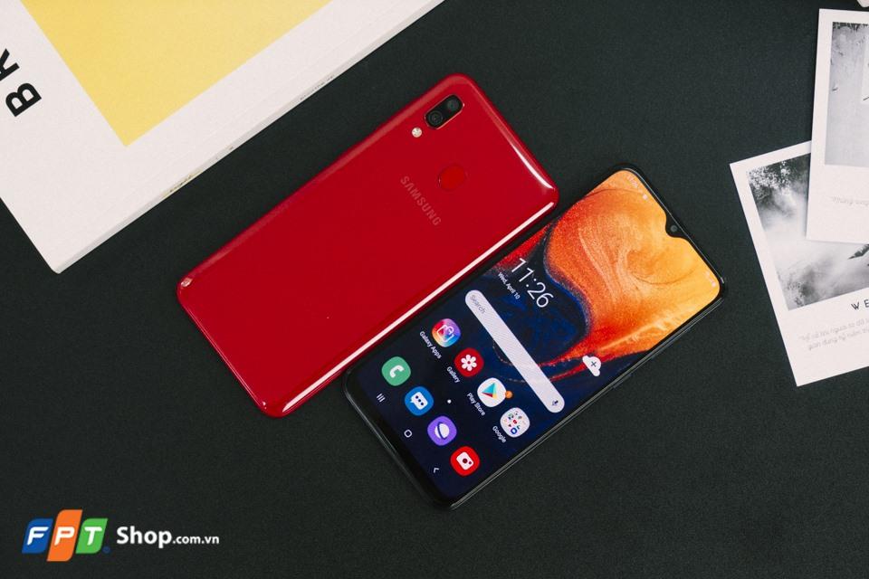 Samsung Galaxy A20 03