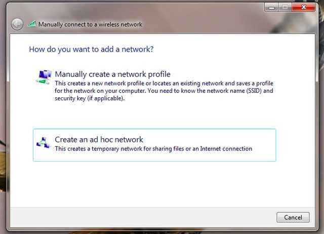 Cách phát WiFi từ laptop dùng Windows 7, Windows 8 và Windows 10 7