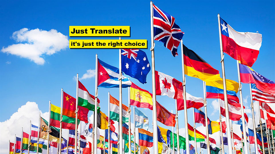 Just Translate