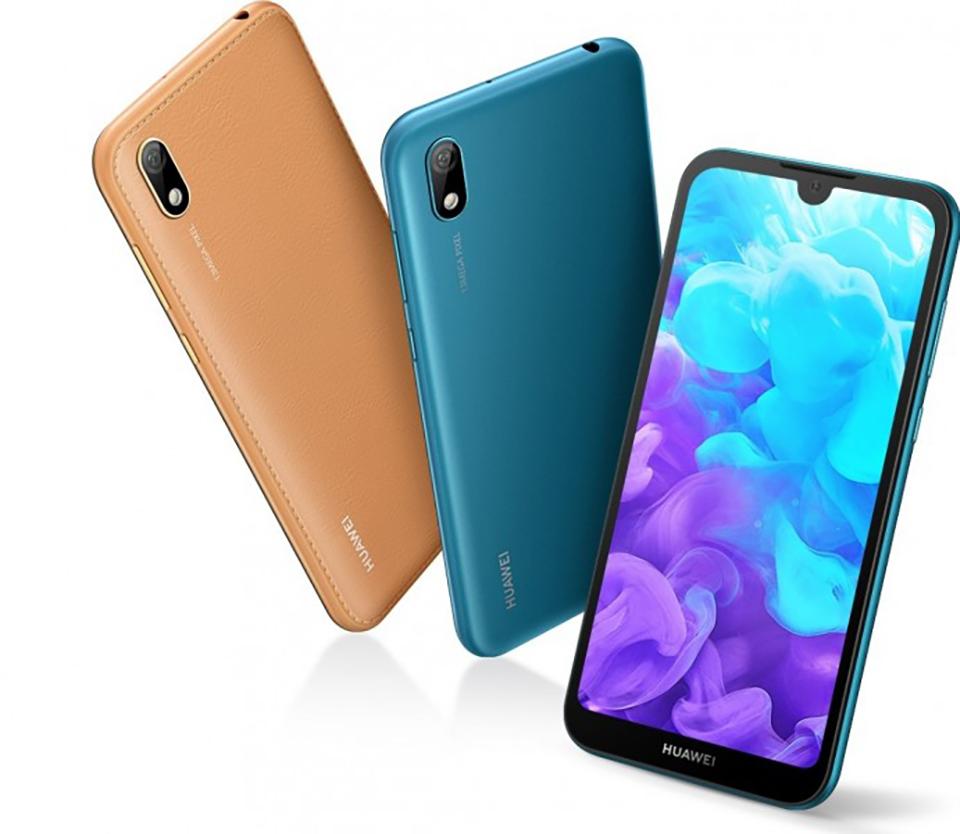 Huawei Y5 2019 ra mắt (ảnh 1)
