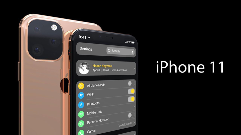 Concept iPhone 11 (ảnh 1)