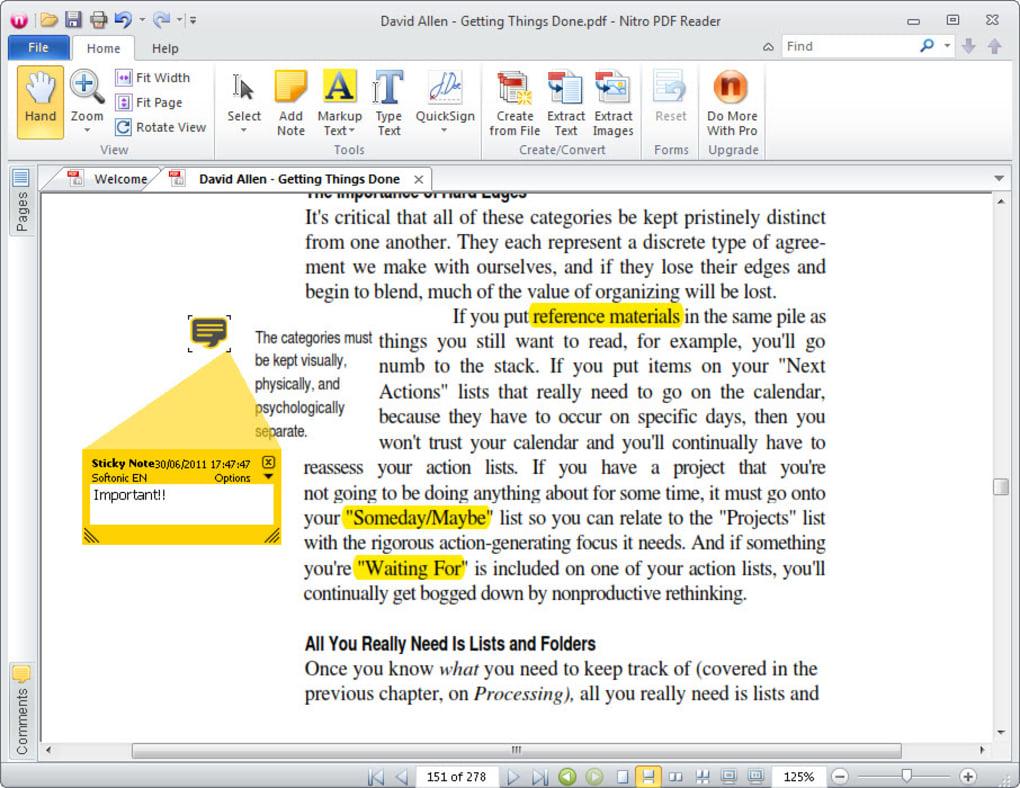 Top phần mềm đọc file PDF miễn phí tốt nhất hiện nay 3