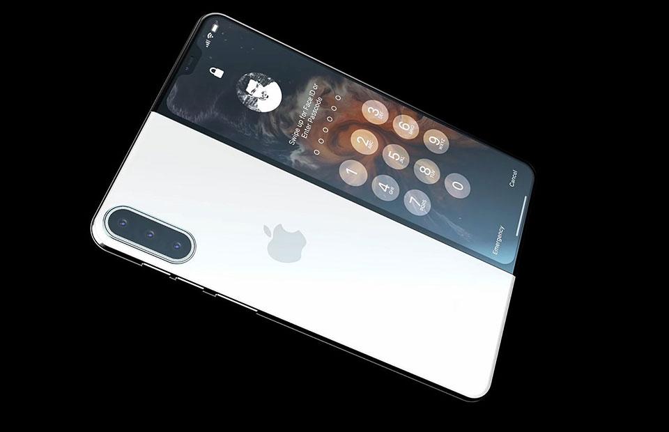 iPhone 11 Fold
