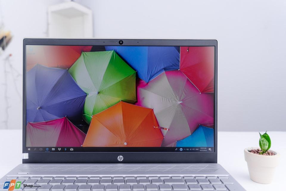 HP Pavilion 15: Laptop màn hình lớn, CPU Intel Whiskey Lake mới nhất và card đồ họa NVIDIA 2GB mạnh mẽ (ảnh 5)