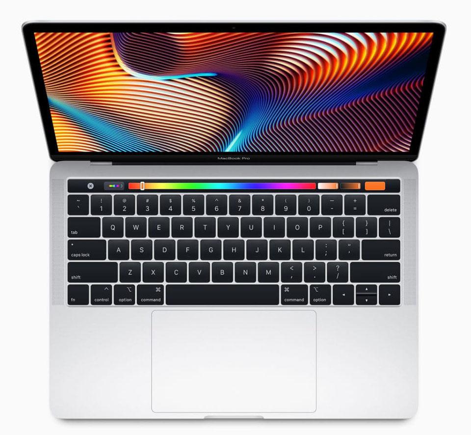Apple nâng cấp MacBook Pro 13 inch giá rẻ