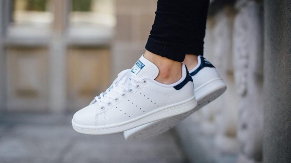 3 mẫu giày Adidas trắng tuyệt đẹp cho phái nữ hè 2019 3