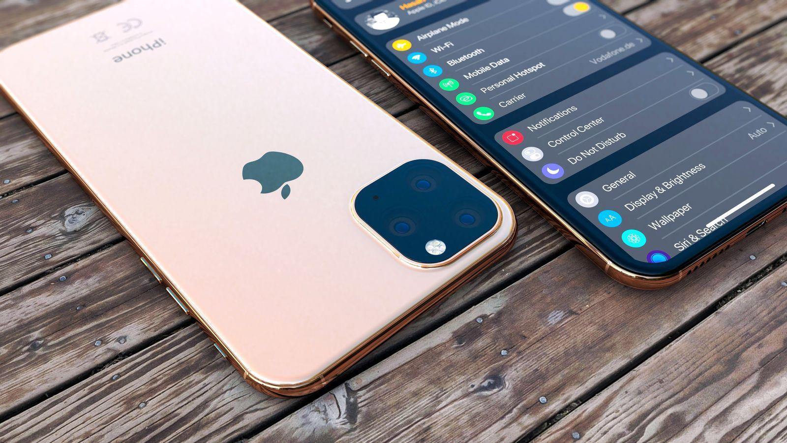 iPhone 11 sẽ có giá phải chăng hơn và đây là lý do