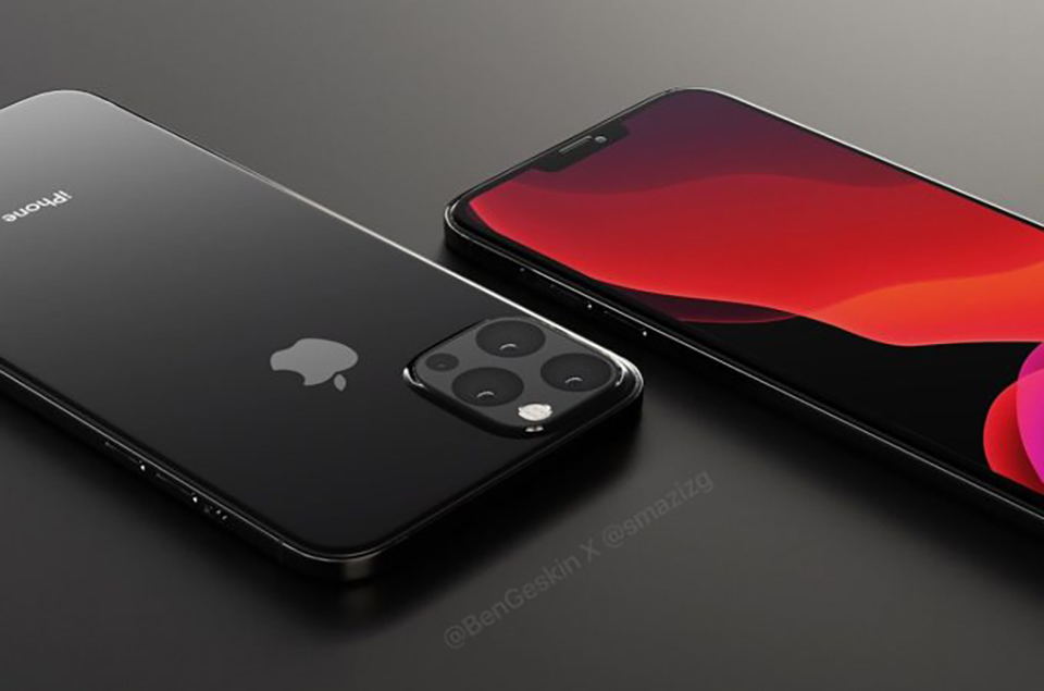 Concept iPhone 2020 (ảnh 1)